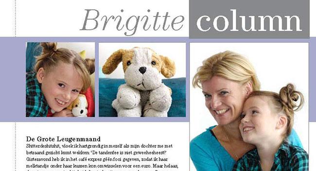 Brigitte Column
